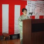 山崎さんの講演